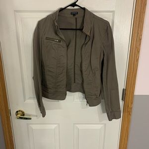 Express Fashion Utility Jacket